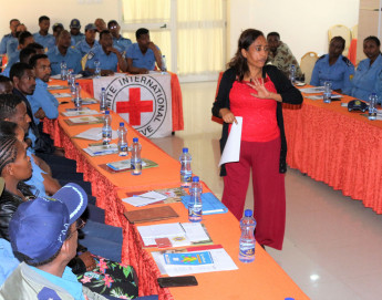 Ethiopia: ICRC engages with police officers on international human rights standards on policing