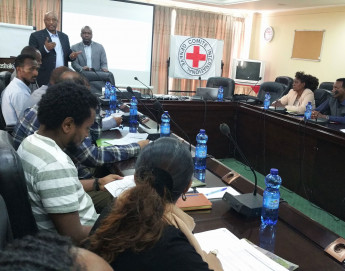 Ethiopia: ICRC engages federal prison technical staffs in prison design