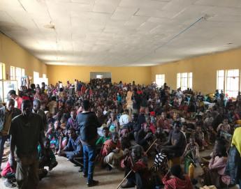 Etiopía: grave crisis de desplazados a raíz de la violencia, cuando llega la temporada de lluvias