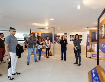 Brasil: Mostra emociona público do Museu Nacional da República de Brasília