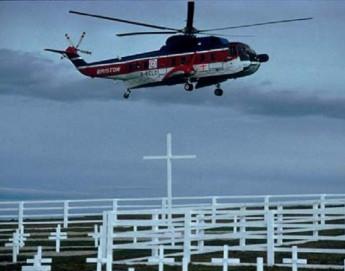 Conflicto Falklands/Malvinas, 30 años después: la labor del CICR en imágenes