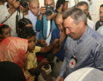 Diary - ICRC President on the ground in Yemen