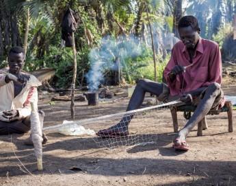 Южный Судан: помогаем тем, кто бежал, бросив все