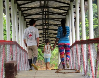 Colombia: un puente para volver a estudiar