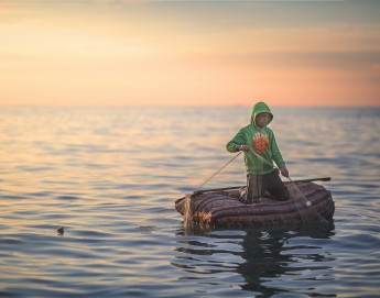 Young photographers from Gaza capture moments of joy
