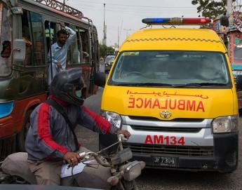 """Pakistán: Karachi dice """"no"""" a la violencia contra los trabajadores de salud"""