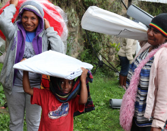 Papua New Guinea: Assisting communities affected by tribal conflict