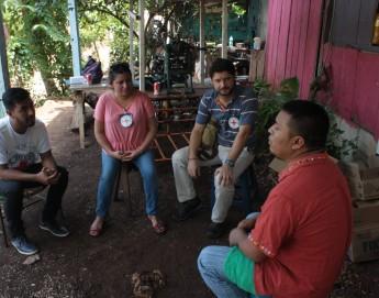 Guatemala: en El Ceibo ahora se ofrecen llamadas gratuitas a migrantes