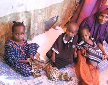 Somália: Fatuma e a família já não passam fome