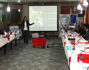 Iraq: Improving health care for detainees in Kurdistan Region