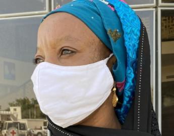 Déplacée par une attaque dans le nord-est du Nigéria, elle est aujourd'hui une femme leader