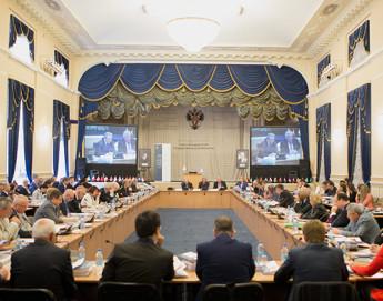 Мартенсовские чтения в Петербурге: МГП в период кризисов и перемен