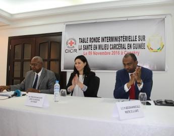 Guinée : comment améliorer la prise en charge médicale des détenus ?