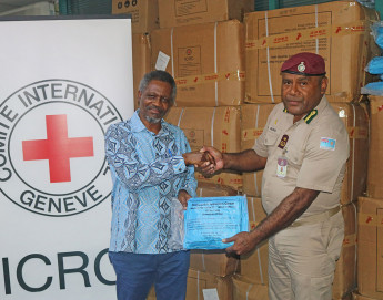 COVID-19: Fiji Corrections Service receives more than 20,000 pieces of PPE