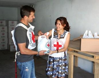 РФ: «В Красный Крест прихожу как в семью!»