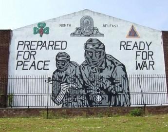 Северная Ирландия: залечивая раны после 30 лет конфликта