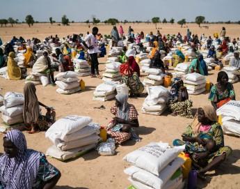 Nigéria: resposta às necessidades dos civis afetados pelo conflito armado