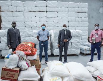 Côte d'Ivoire : 1200 détenus vulnérables ont reçu une assistance nutritionnelle