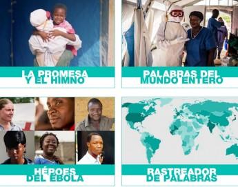 Palabras contra el Ébola