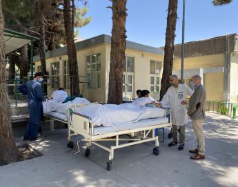 Afghanistan : plus de 4000 blessés par arme soignés avec le soutien de la Croix-Rouge et du Croissant-Rouge depuis le 1er août