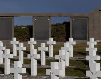 Islas Falkland/Malvinas: finalizó la etapa de trabajo en el terreno para la identificación de los restos mortales de soldados argentinos