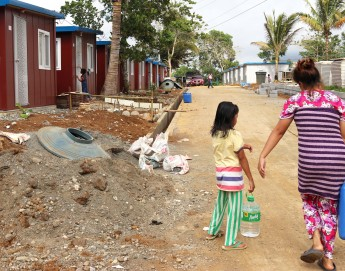 Philippines: Focus on delivering clean water for Marawi evacuees and returnees