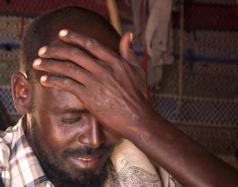 Somalia: la sequía resulta catastrófica para una familia sin alimentos