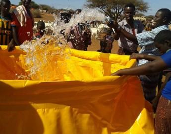Somalia: el agua es un recurso muy preciado durante la intensa sequía