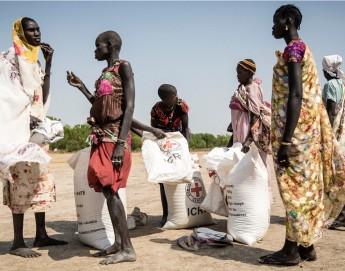Soudan du Sud : en 2016, des centaines de milliers de sud-soudanais ont bénéficié d'une aide alimentaire