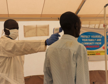 South Sudan: Operational highlight of our COVID-19 response in April 2020