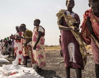 饥荒是持久战争的症状