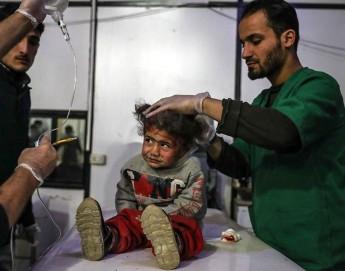 """Syria: Suffering in Eastern Ghouta reaches """"critical point"""""""