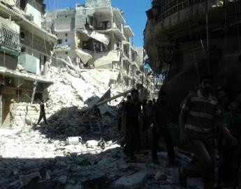 اللجنة الدولية: يجب حماية المدنيين، سواء بقوا في حلب الشرقية أم لا