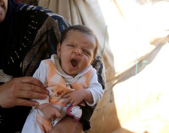 El CICR ayuda a vacunar a 15.800 niños en el norte de Líbano