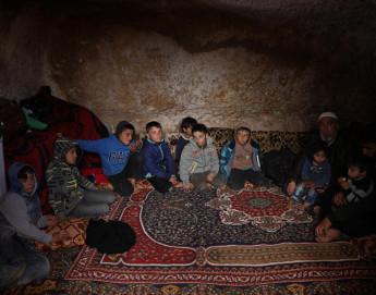 Syrie : des centaines de milliers de nouveaux déplacés en situation d'urgence humanitaire