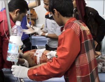 Йемен: пациенты находятся в опасности даже в больницах