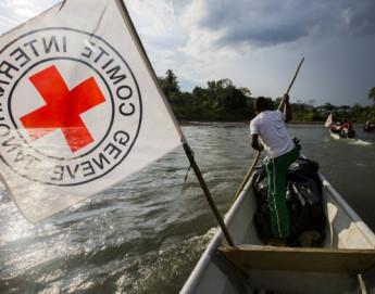 Trabajo humanitario del CICR en Colombia benefició a más de 152.000 personas en 2016