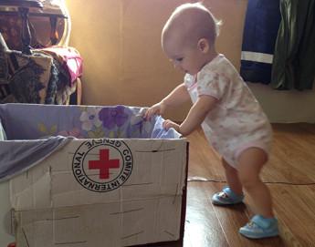 РФ: помочь переселенцам - приоритет МККК