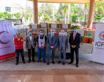 Egypt: the ICRC's COVID-19 response