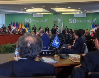 México: presidente do CICV insta os países da América Latina e do Caribe a continuar trabalhando pela proibição das armas nucleares