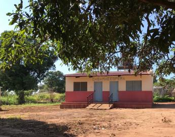 Melhora do acesso à assistência à saúde para mulheres grávidas no centro de Moçambique