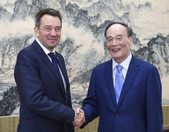 China: ICRC president urges humanitarian focus for China's global governance endeavour