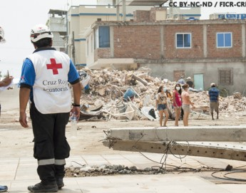 Ecuador Earthquake: Red Cross Red Crescent seeks 18.4m CHF to assist survivors