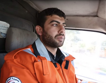 Health care in Gaza: Mental health support for frontline workers