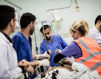 Gaza: Surgeons, supplies being sent to Gaza to meet overwhelming medical needs