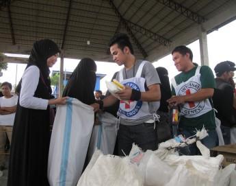 Filipinas: ayuda para 7.000 evacuados a raíz de los enfrentamientos en Marawi