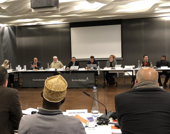 Experts' workshop on IHL and Islamic Law in contemporary armed conflicts