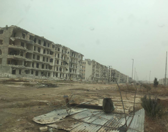 حلب: مع اشتداد ضراوة القتال، يجب بذل كل ما يمكن لحماية المدنيين