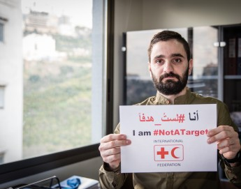 Red Cross and Red Crescent Movement stands united: We are #NotATarget
