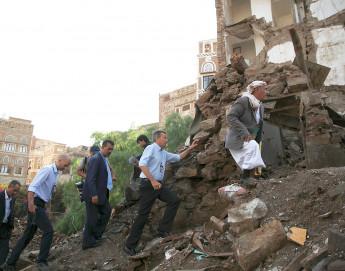 Conflicto en Yemen: se necesita una solución política para poner fin a los sufrimientos